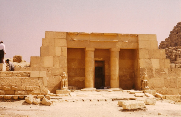 The tomb of Seshemnefer IV