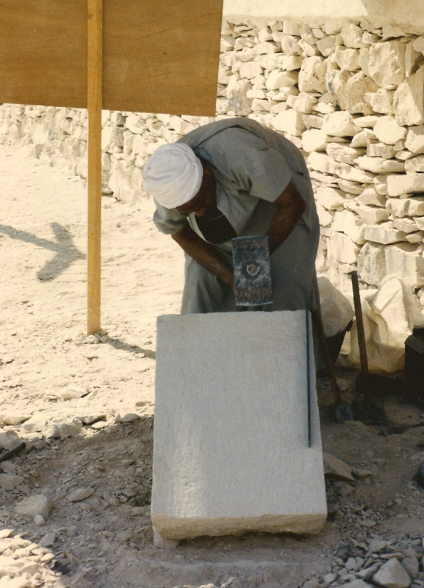 daw10 - Truing an Ashlar - Valley of the Kings