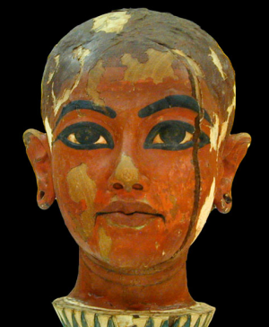 The Boy King, Tutankhamun (courtesy of Wikimedia Commons)
