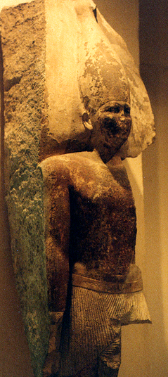 Pharaoh Snefru  (courtesy of Wikimedia Commons)