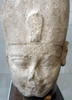 Champion of Amun, Hero of Thebes—Pharaoh Ahmose I (Photo by Keith Schengili-Roberts)