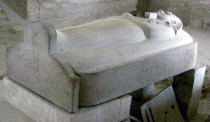 Sarcophagus of Merenptah (photo by Hajor)