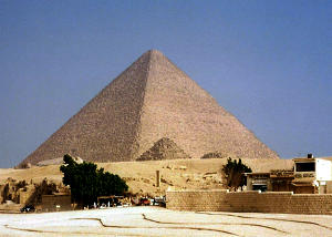 The Great Pyramid of Giza (Photo by Keith Payne)