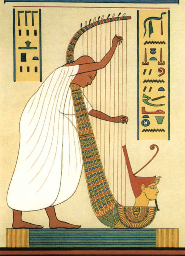 Egyptian Musical Instruments on emaze