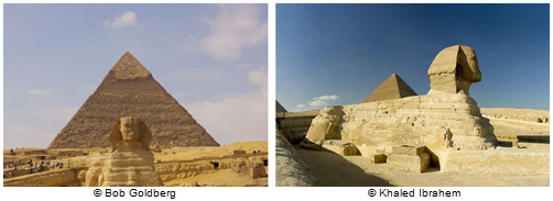 Khafre or Khufu?