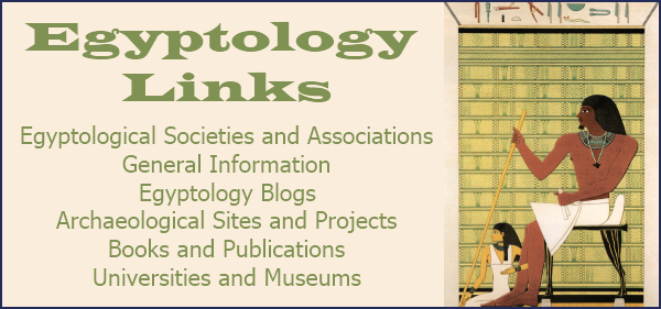 Egyptology Links